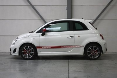 2010 Abarth 500 Monza Exterior - image 386244