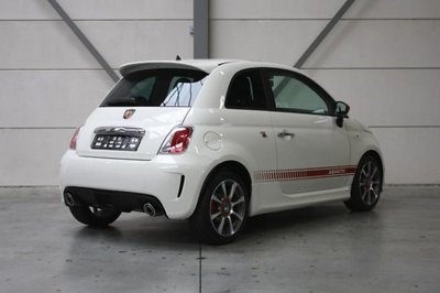 2010 Abarth 500 Monza Exterior - image 386242