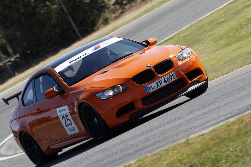 2010 BMW M3 GTS High Resolution Exterior - image 385565