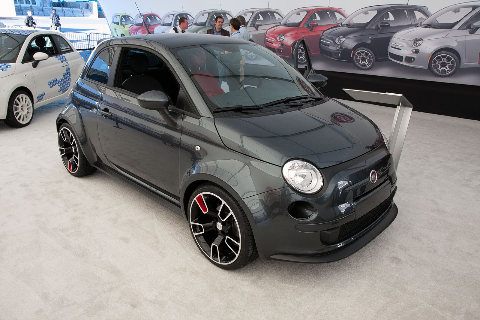 2010 fiat 500 by mopar underground review top speed. Black Bedroom Furniture Sets. Home Design Ideas