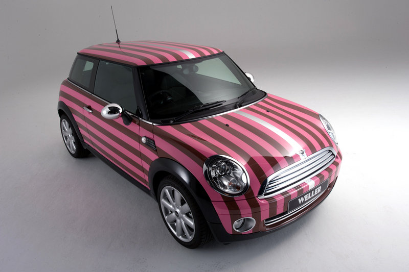 2010 Mini Cooper by Paul Weller