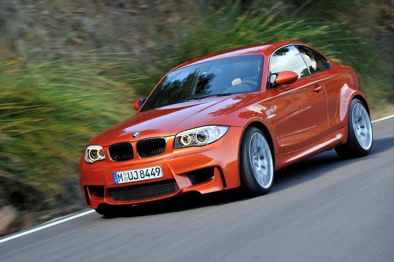 2012 BMW 1-Series M Coupe High Resolution Exterior - image 385983