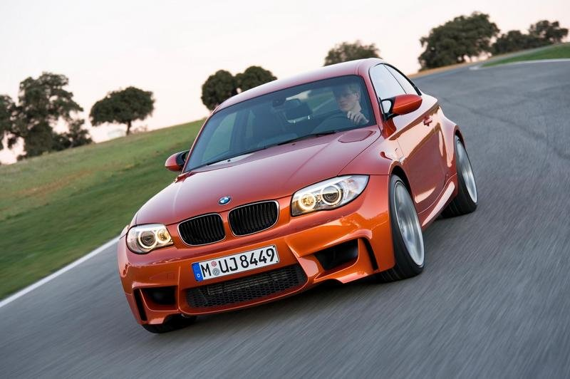 2012 BMW 1-Series M Coupe High Resolution Exterior - image 386022
