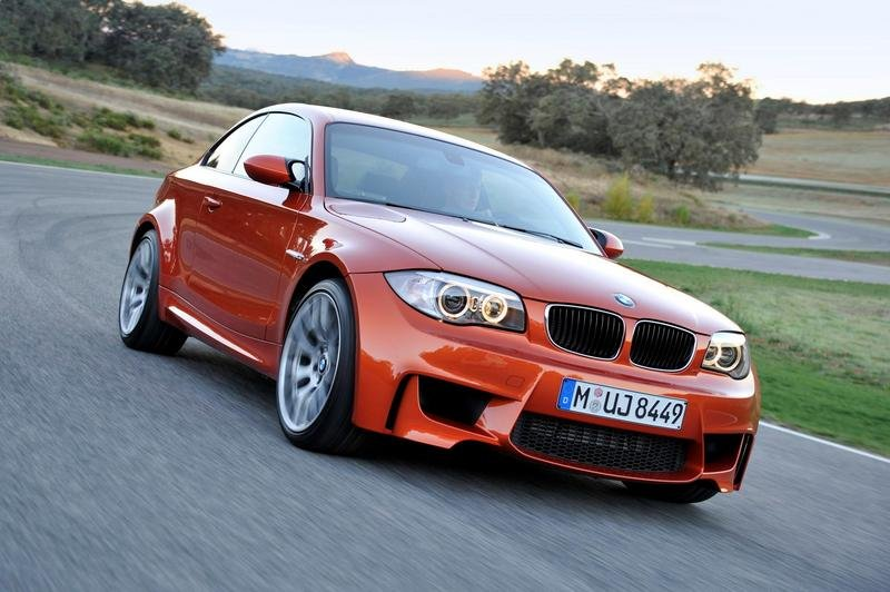 BMW 1M Reviews Specs  Prices  Top Speed