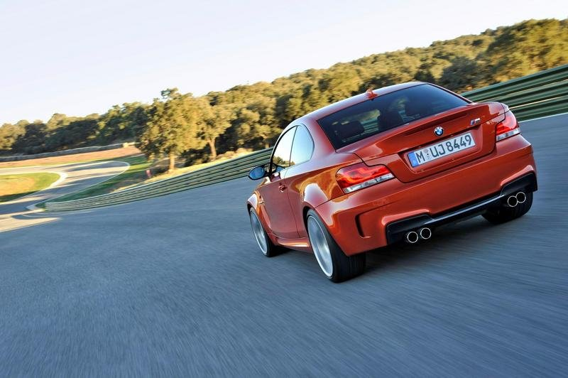 2012 BMW 1-Series M Coupe High Resolution Exterior - image 385976