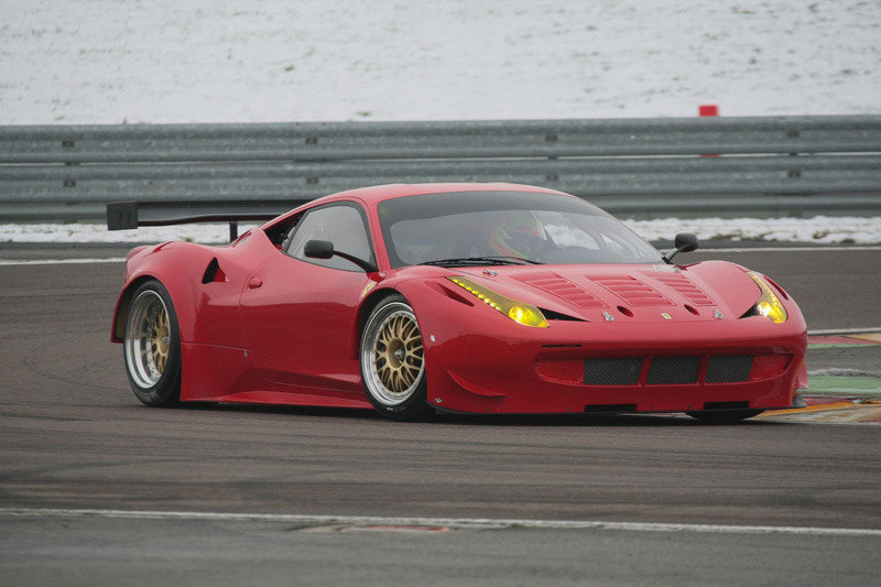 2011 Ferrari 458 Italia GT2 High Resolution Exterior - image 386815