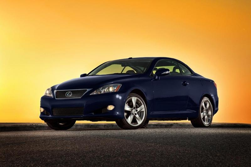 2011 Lexus IS C High Resolution Exterior Wallpaper quality - image 385871