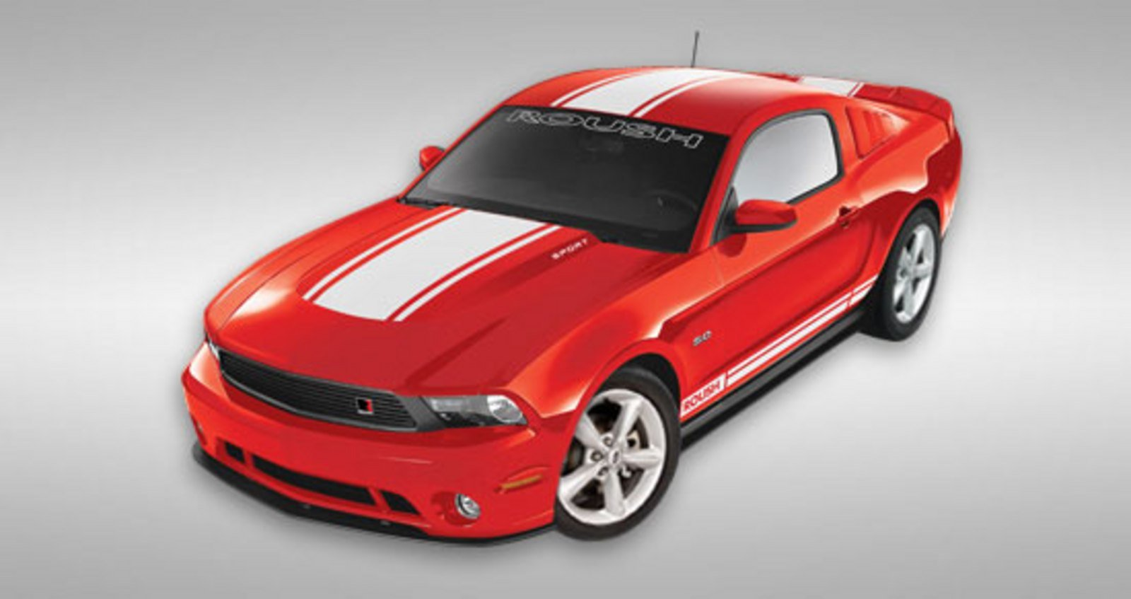 2011 Roush Sport Mustang Review Top Speed