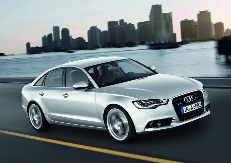 2012 - 2013 Audi A6 High Resolution Exterior Wallpaper quality - image 384880