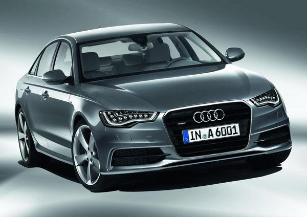 2012  2013 Audi A6 Review  Top Speed