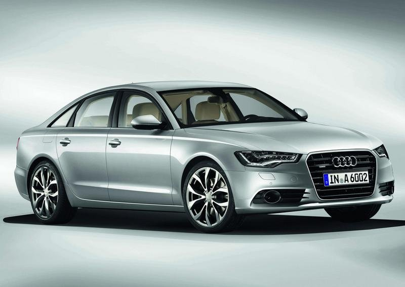 2012 - 2013 Audi A6 High Resolution Exterior - image 384871