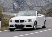 BMW 1-Series Coupe and Convertible