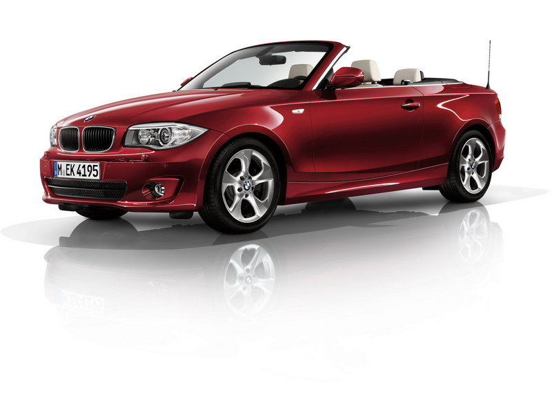 2012 - 2013 BMW 1 Series High Resolution Exterior - image 386688