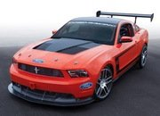 2012 Ford Racing Mustang Boss 302S - image 385967