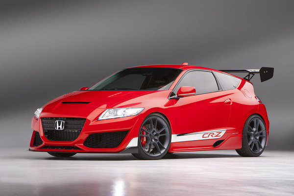 Honda CR-Z Turbo