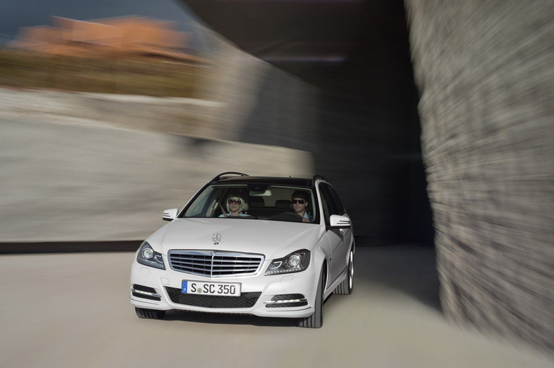 2012 Mercedes C-Class High Resolution Exterior - image 387327