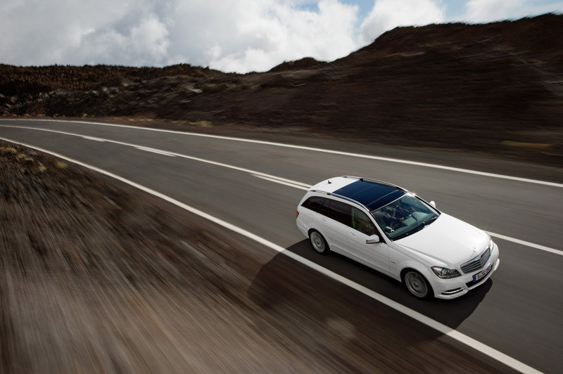 2012 Mercedes C-Class High Resolution Exterior - image 387328