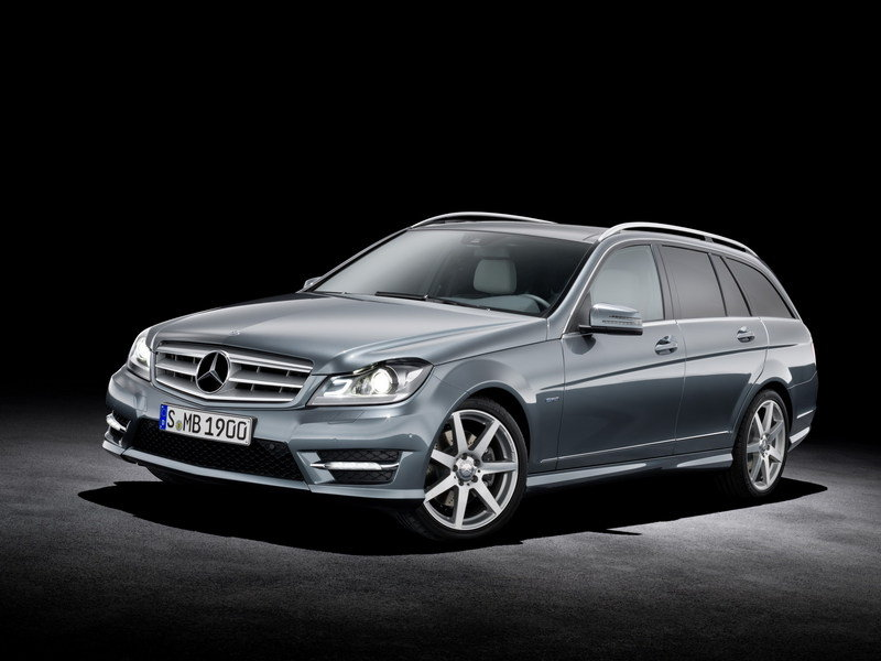 2012 Mercedes C-Class High Resolution Exterior Wallpaper quality - image 387317