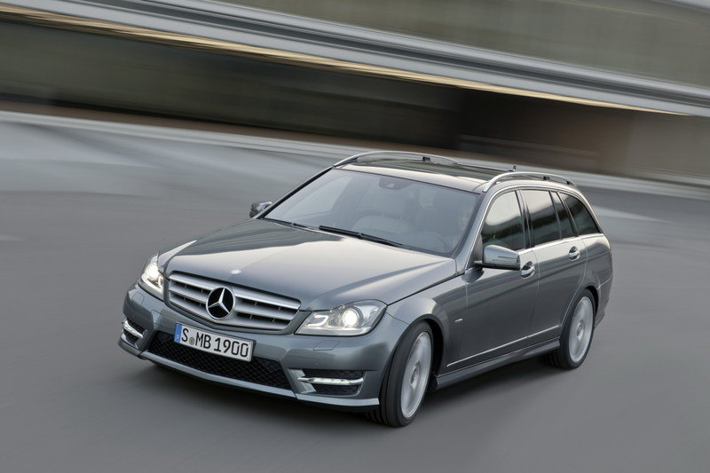 2012 Mercedes C-Class High Resolution Exterior Wallpaper quality - image 387358