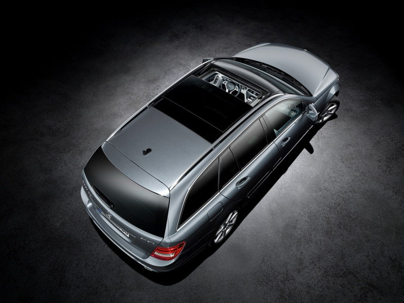 2012 Mercedes C-Class High Resolution Exterior - image 387319