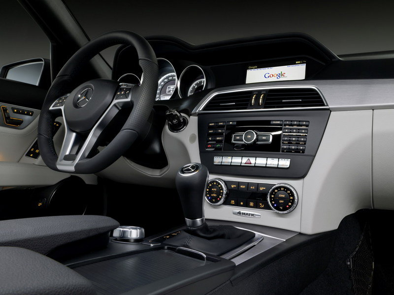 2012 Mercedes C-Class High Resolution Interior - image 387320
