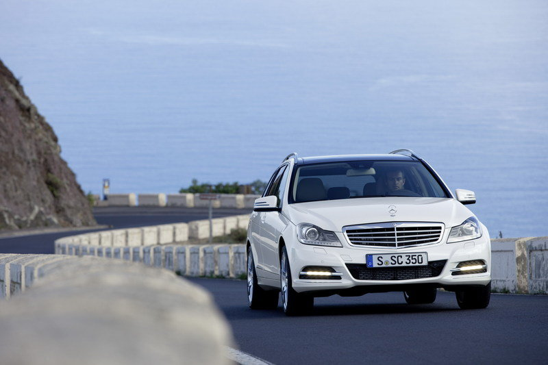 2012 Mercedes C-Class High Resolution Exterior - image 387322