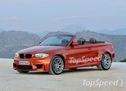 BMW 1-Series M Convertible