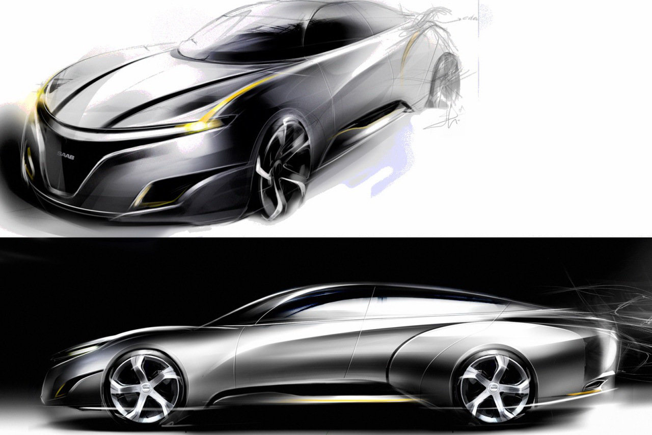 2025 Saab Sports Sedan Concept Picture 386558 Car News