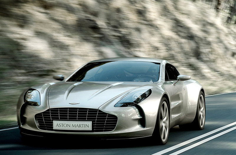 60 Aston Martin One-77s sold; 17 more to go