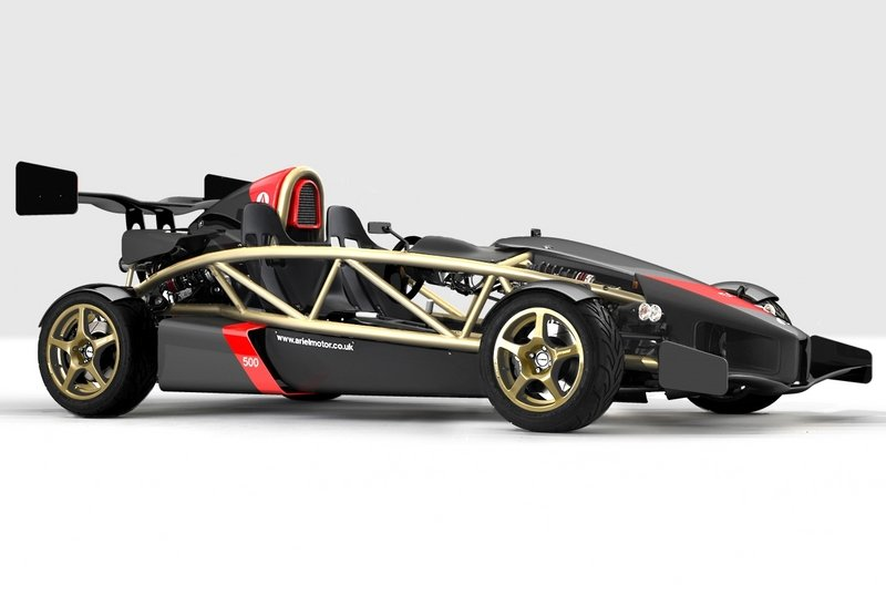 Ariel Atom Race Series coming to the US in the 2011