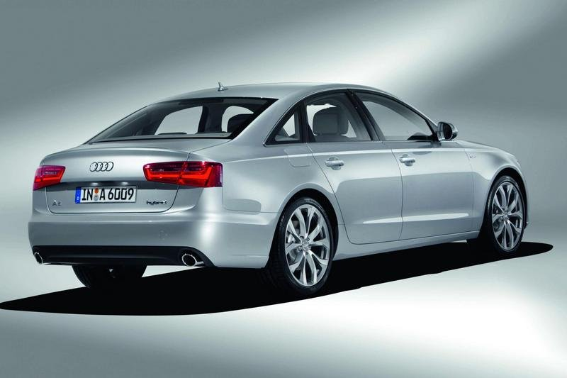 2012 Audi A6 Hybrid High Resolution Exterior - image 384913