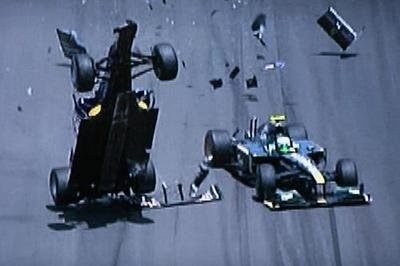 TopSpeed's Best of 2010: Crash of the Year