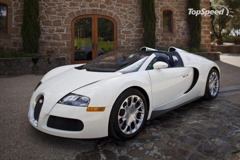 Beyonce gives Jay-Z a Bugatti Veyron Grand Sport for his birthday