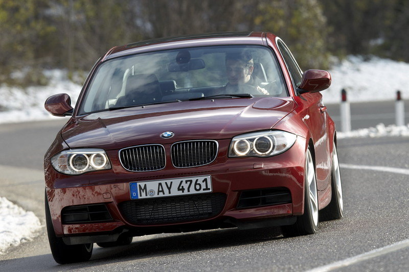 2012 - 2013 BMW 1 Series High Resolution Exterior - image 386638