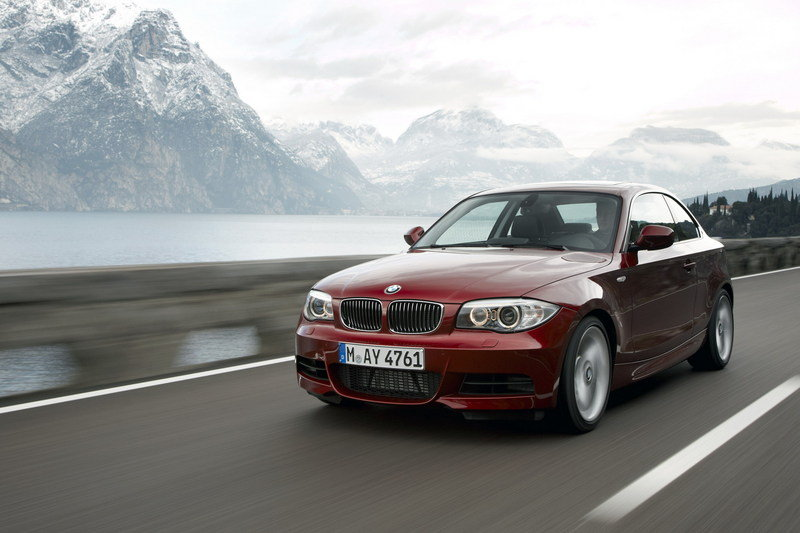 2012 - 2013 BMW 1 Series High Resolution Exterior Wallpaper quality - image 386641