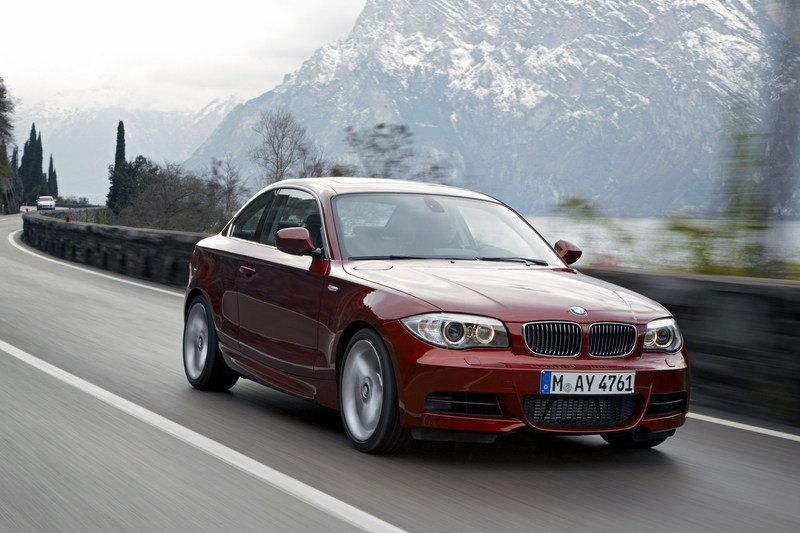 2012 - 2013 BMW 1 Series High Resolution Exterior - image 386643