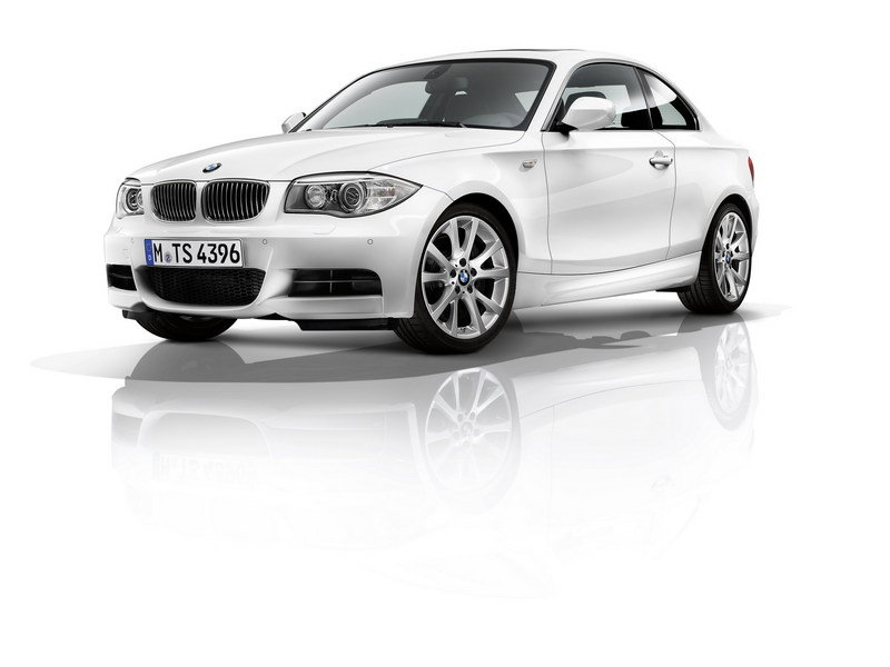 2012 - 2013 BMW 1 Series High Resolution Exterior - image 386647