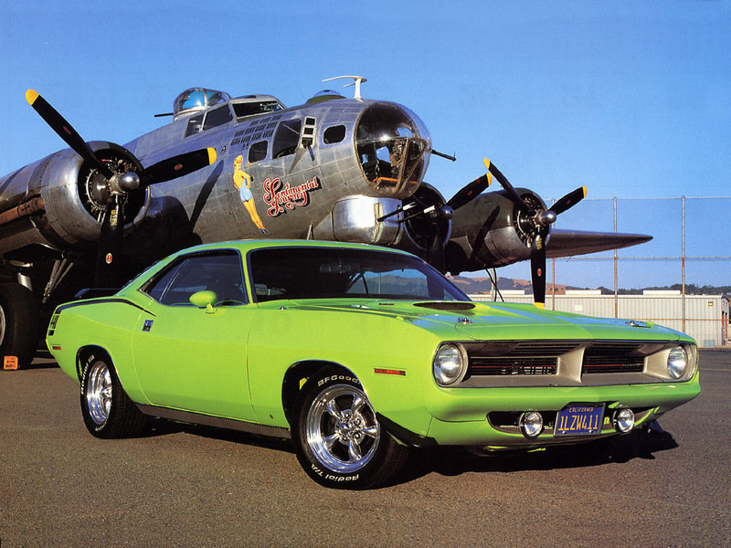 Chrysler registers Cuda trademark