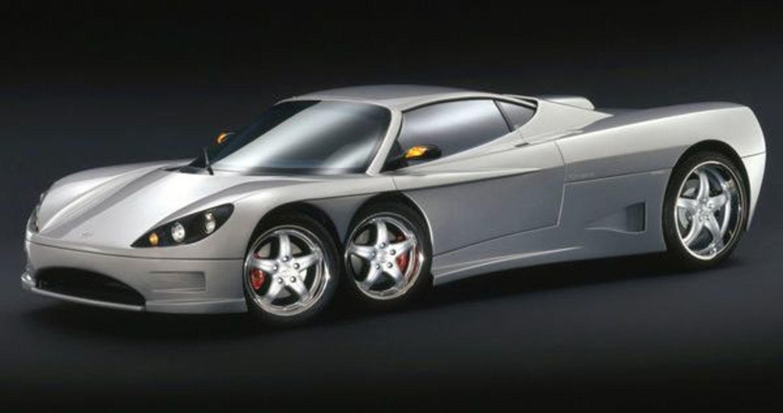 2012 Covini C6w Supercar Review Top Speed