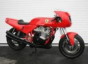 Custom one-off Ferrari 900 Motorcycle up for auction - image 386293