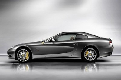 Ferrari's surprise in Geneva is the 612 Scaglietti successor