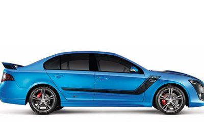 2011 Ford Boss 335 GT Exterior - image 387480