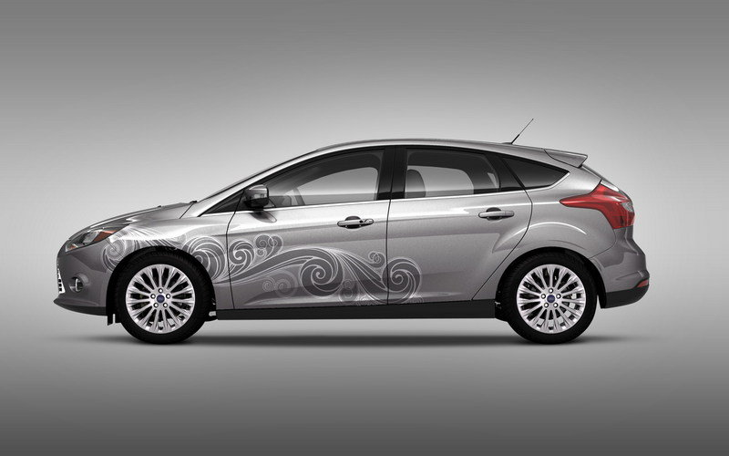 2011 Ford Focus Tattoos