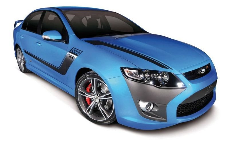 Ford FPV Falcon GT may fly its way to the US market