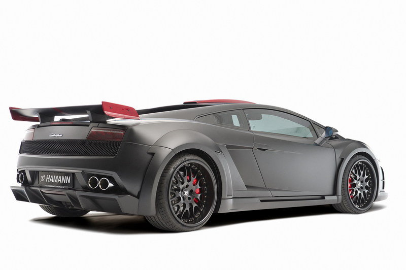 2011 Hamann Victory II High Resolution Exterior Wallpaper quality - image 387012