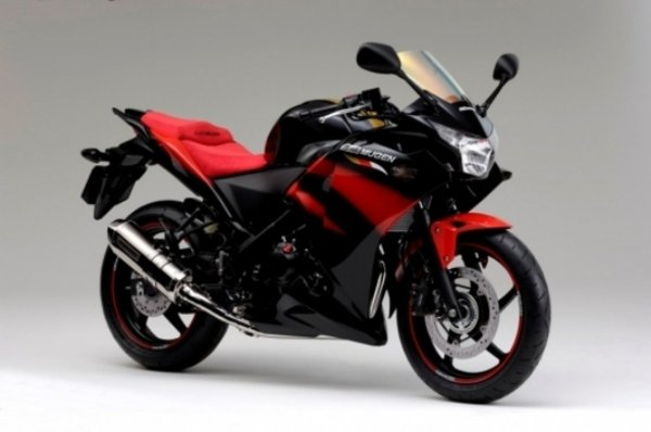 2011 honda cbr250r mugen pictures motorcycle review for Honda cbr250r top speed