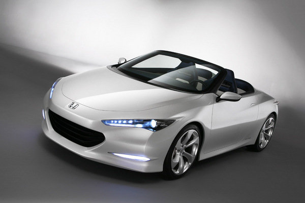 honda cr-z convertible picture