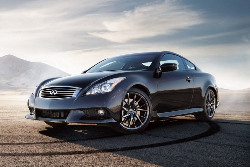 Infiniti prepares AMG powered models