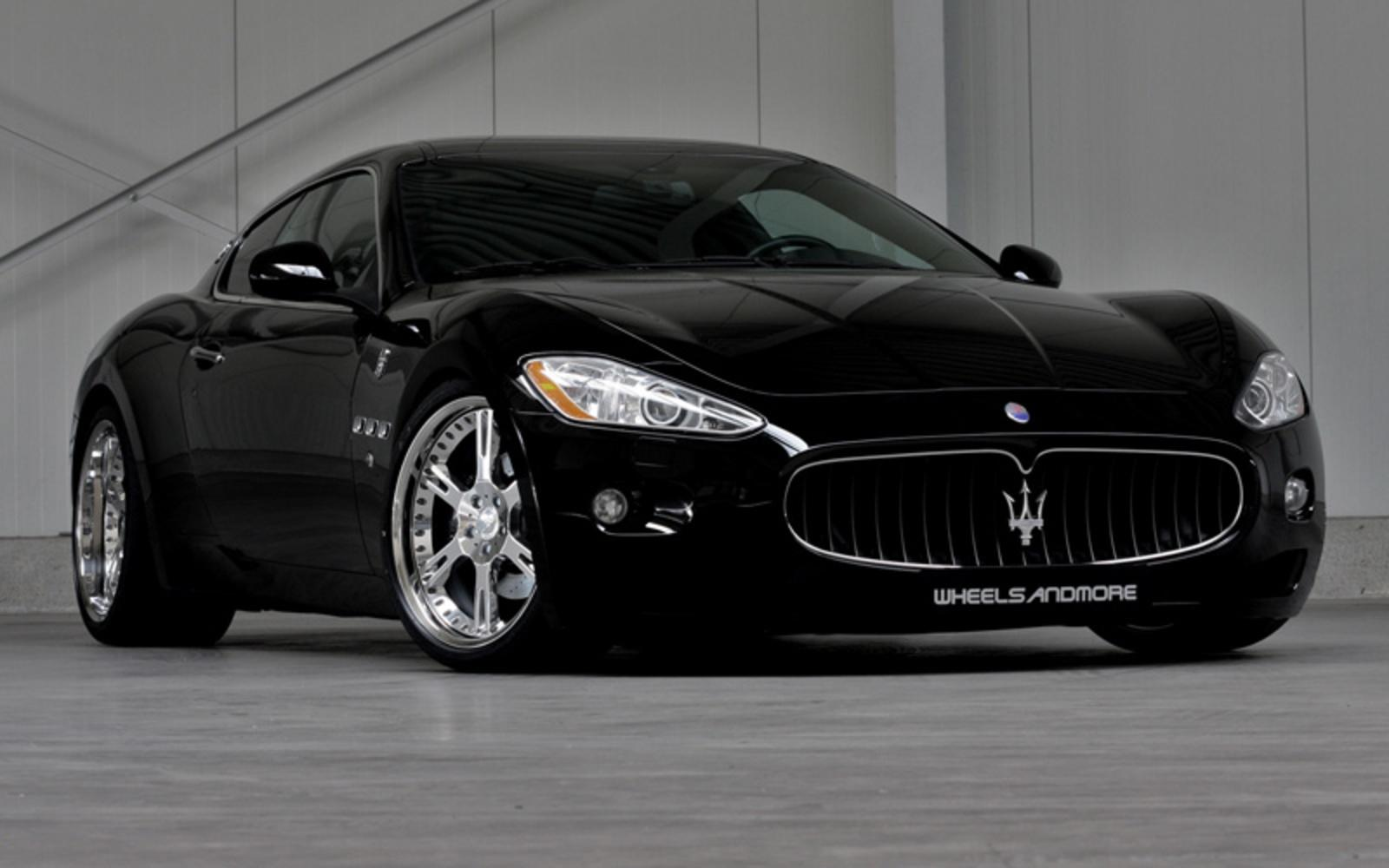 2011 maserati granturismo by wheelsandmore review top speed. Black Bedroom Furniture Sets. Home Design Ideas