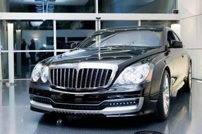 2011 Maybach Cruiserio Coupe